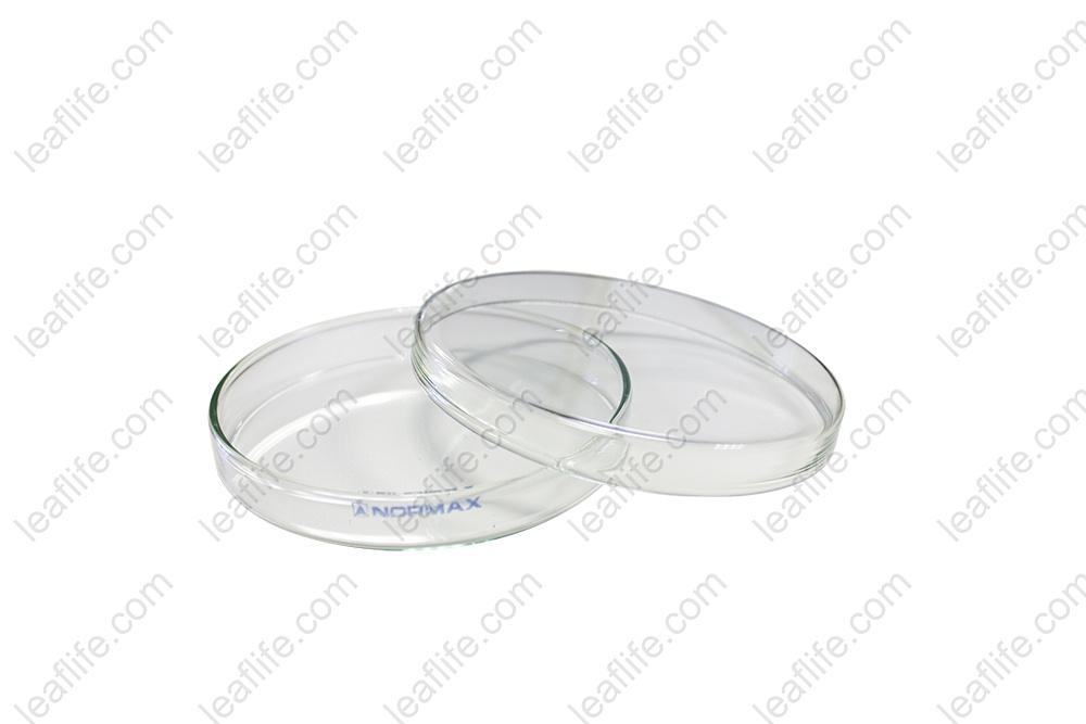 Placa Petri de Vidrio 15x100mm